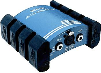 B.S.S. AR133 Active D.I. Box