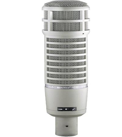 Electro Voice re20 mic