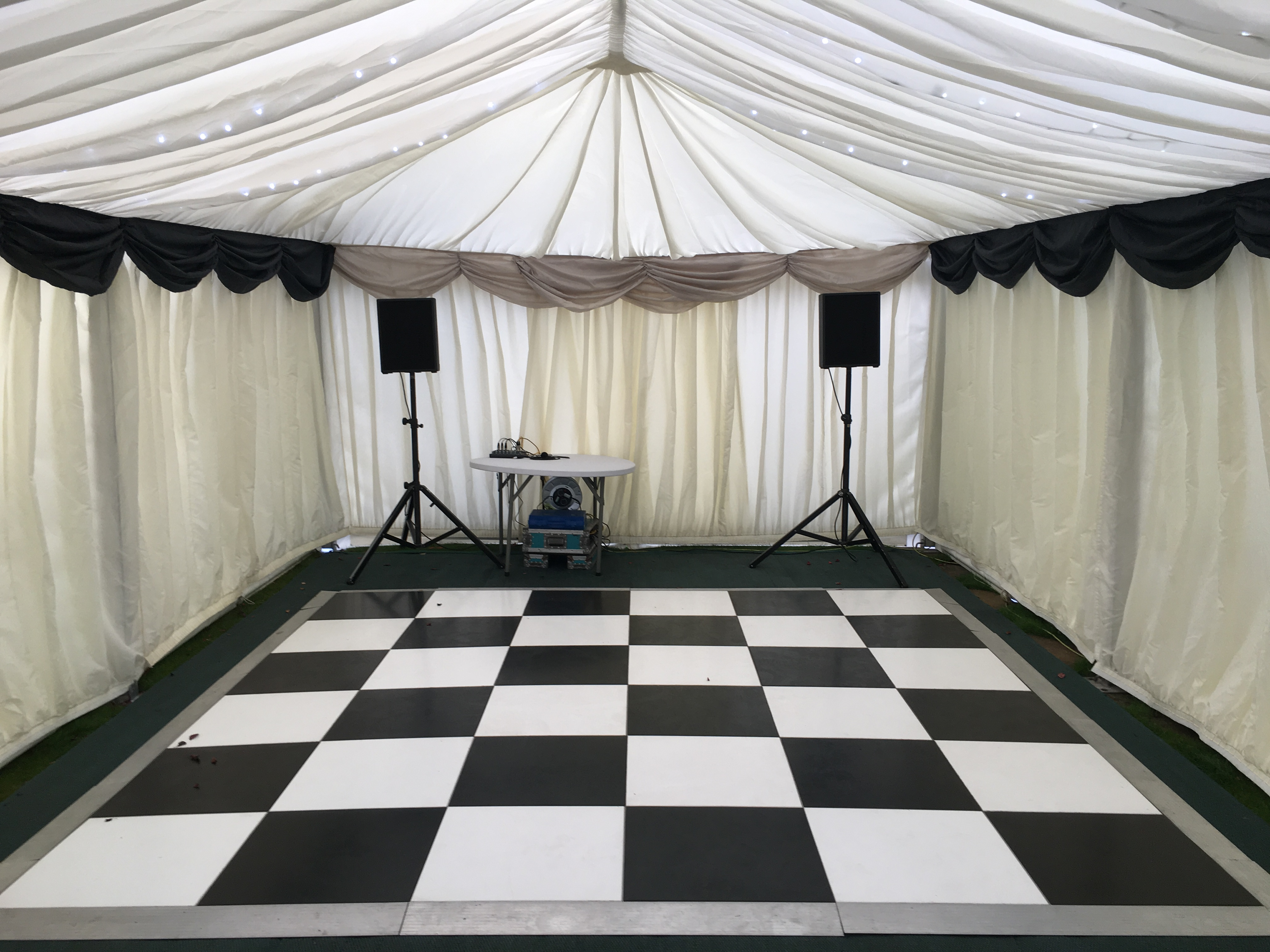 party equipment hire
