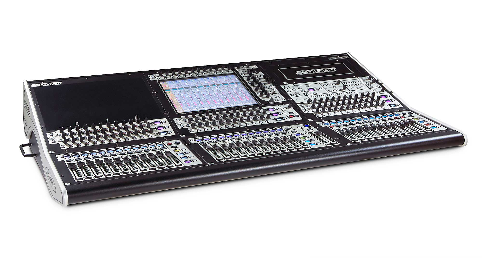 Digital Console & Digital Stagebox