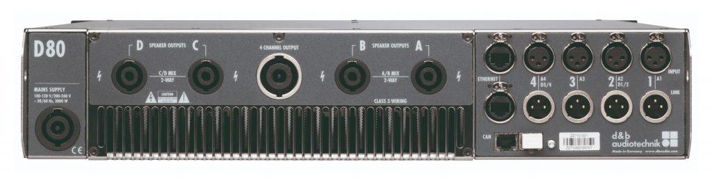 D-80 Retro