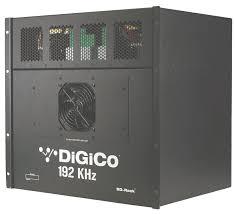 DiGiCo Black SD-Rack Input/Output